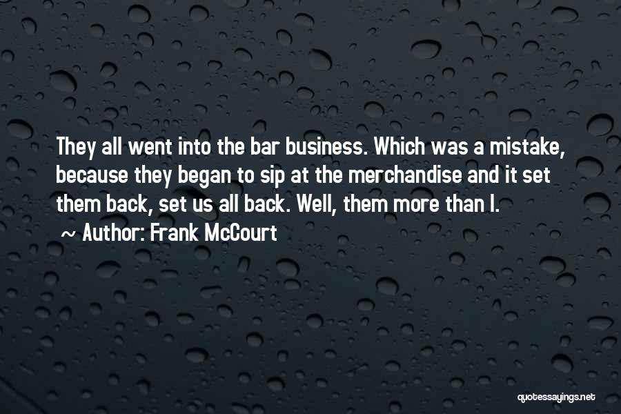 Frank McCourt Quotes 1543141