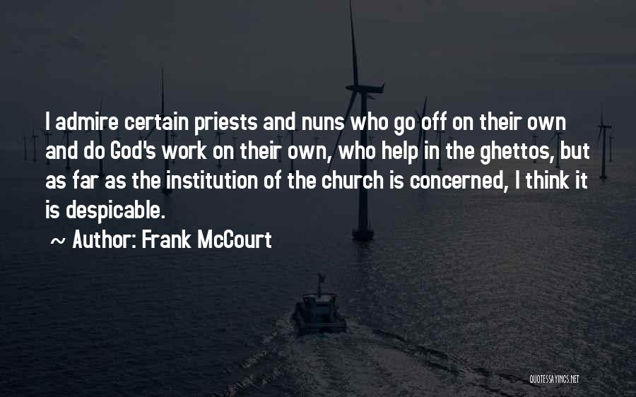 Frank McCourt Quotes 1595689