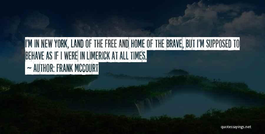Frank McCourt Quotes 1599227