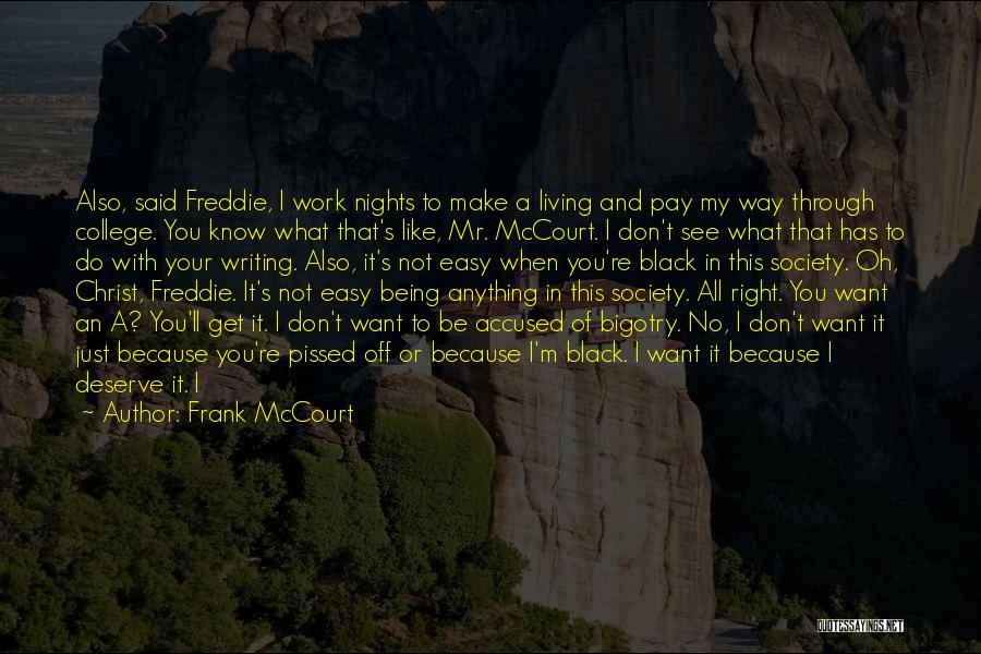 Frank McCourt Quotes 1643506