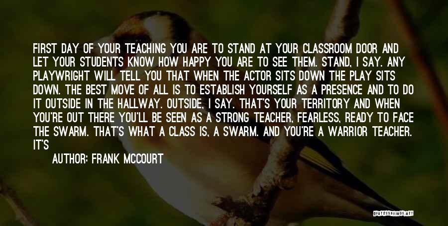 Frank McCourt Quotes 1932107