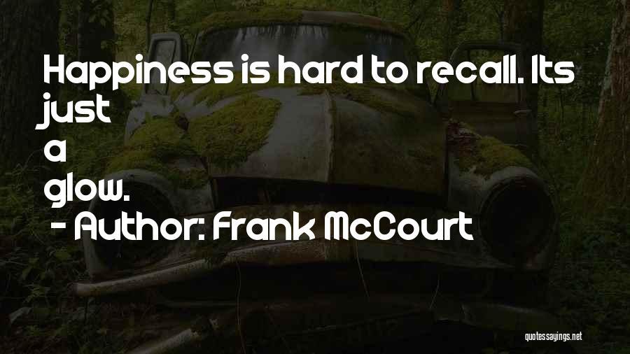 Frank McCourt Quotes 2078581