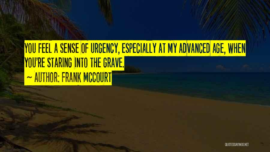 Frank McCourt Quotes 253972