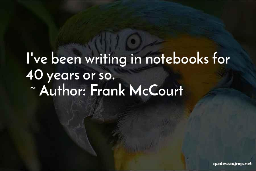 Frank McCourt Quotes 260111