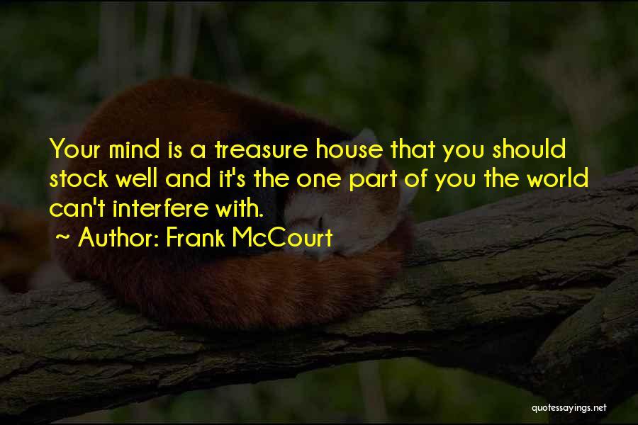 Frank McCourt Quotes 313412
