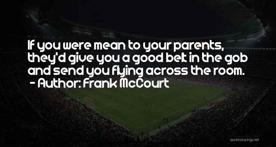 Frank McCourt Quotes 359763