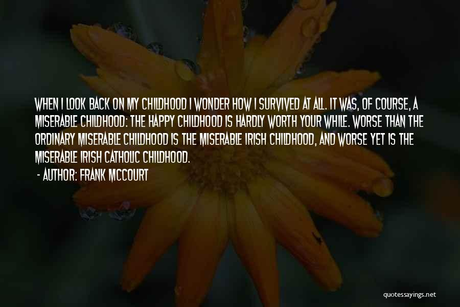 Frank McCourt Quotes 530639