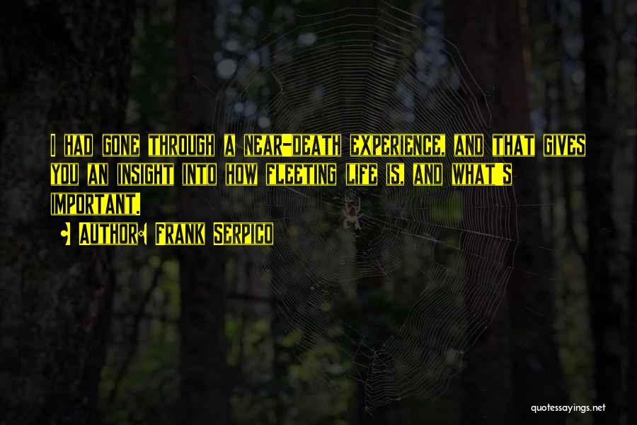 Frank Serpico Quotes 1726384
