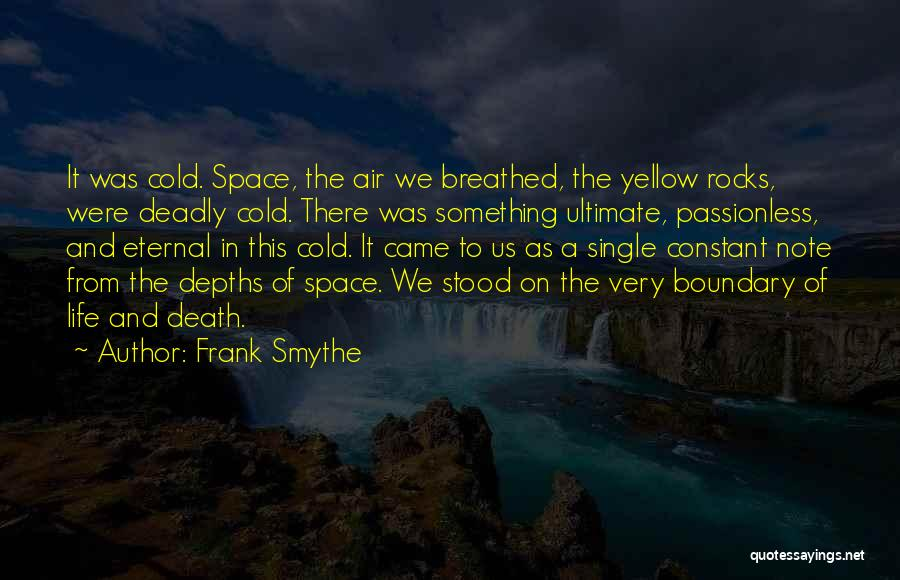Frank Smythe Quotes 648942