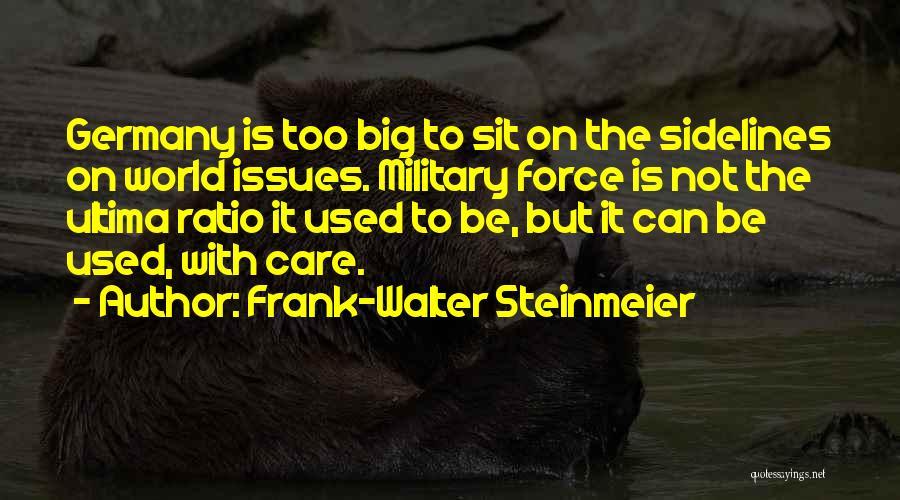 Frank-Walter Steinmeier Quotes 1506860