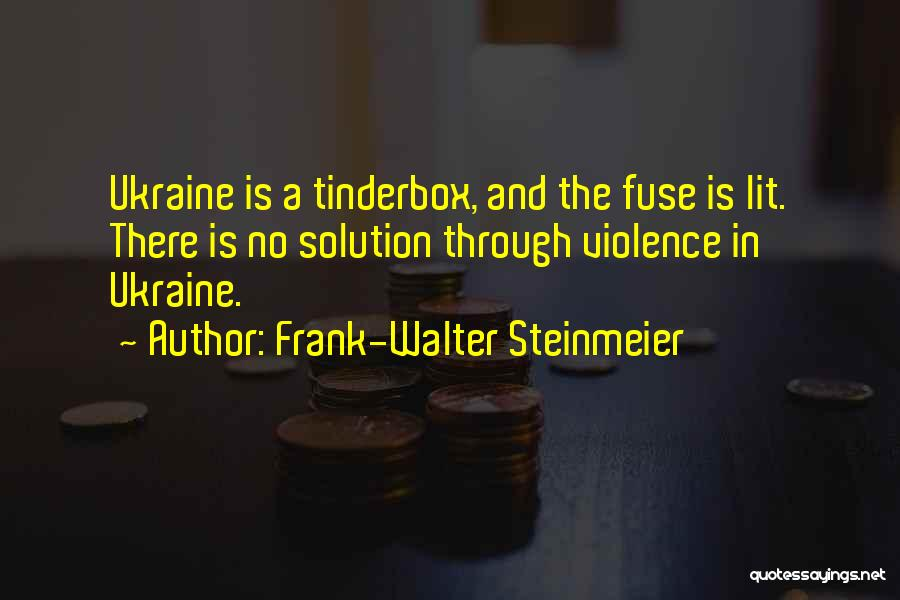 Frank-Walter Steinmeier Quotes 2040918