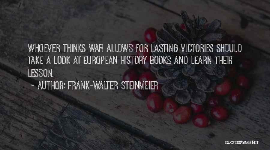 Frank-Walter Steinmeier Quotes 705463