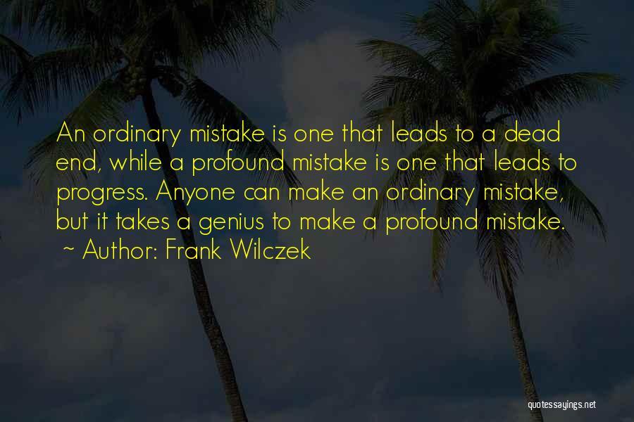Frank Wilczek Quotes 1081123