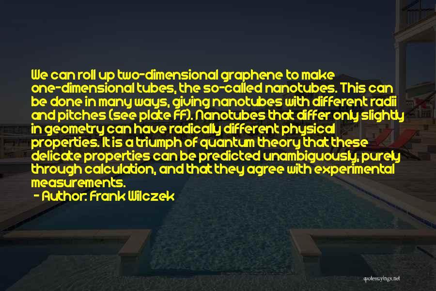 Frank Wilczek Quotes 1489397