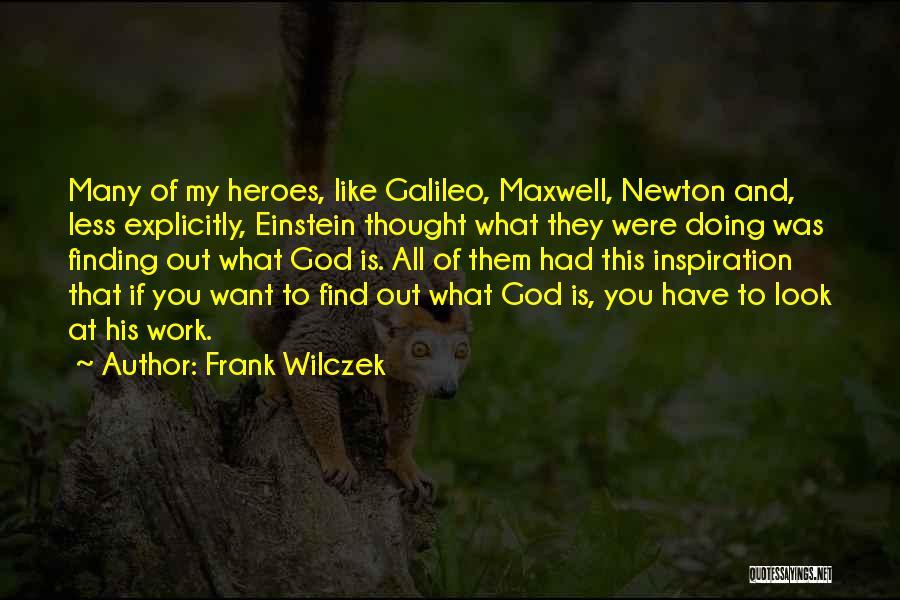 Frank Wilczek Quotes 1525831