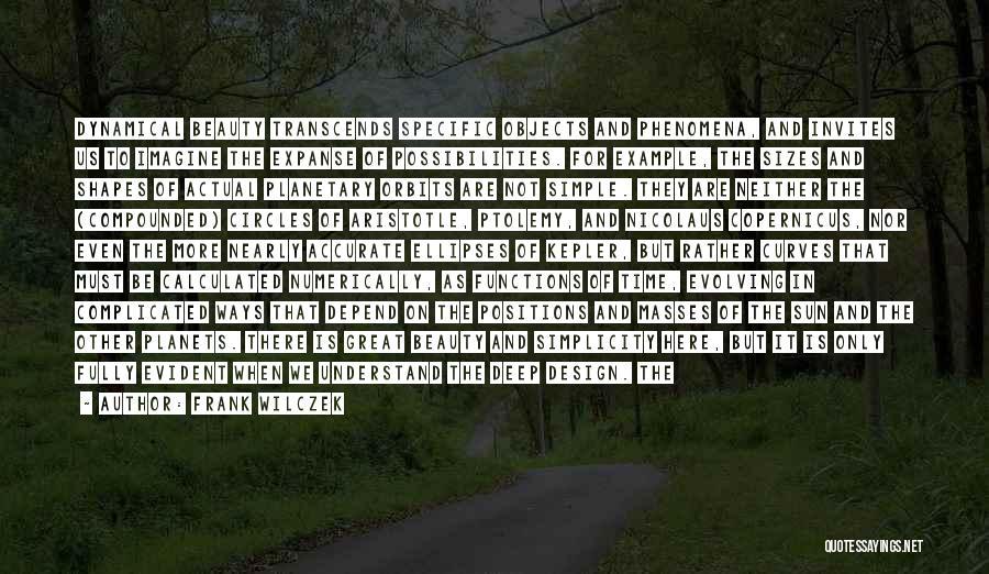 Frank Wilczek Quotes 1967028