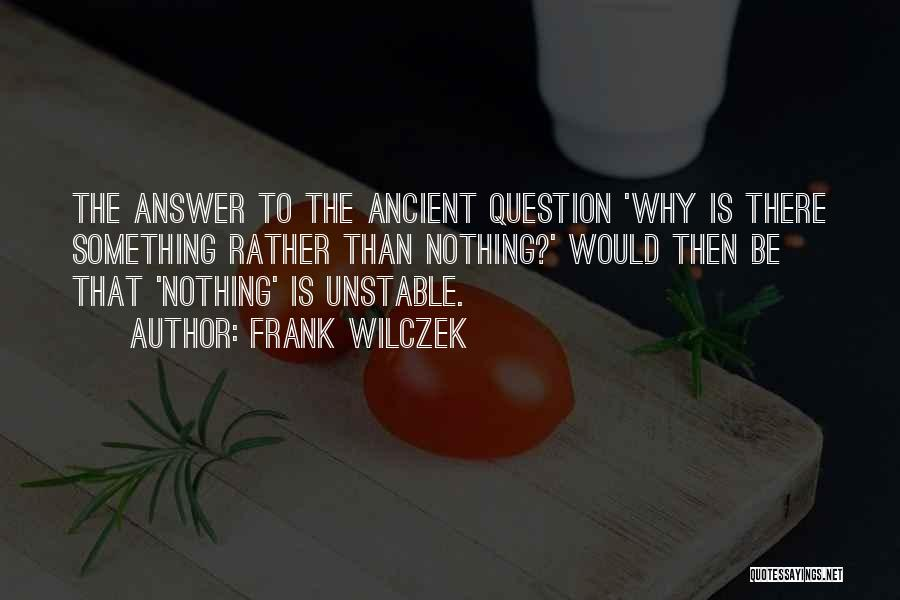 Frank Wilczek Quotes 784466