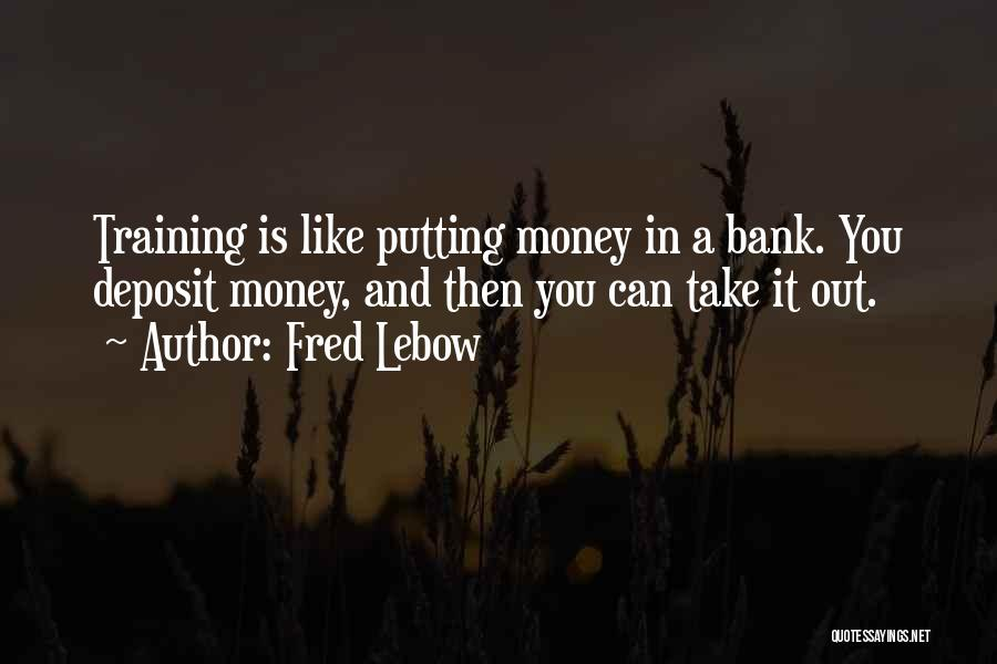 Fred Lebow Quotes 1083167