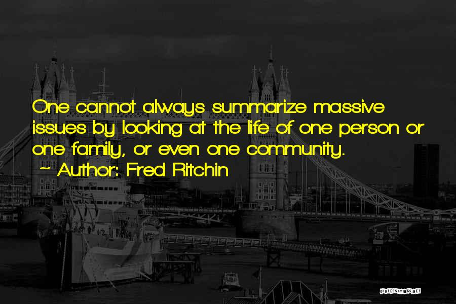 Fred Ritchin Quotes 1778932