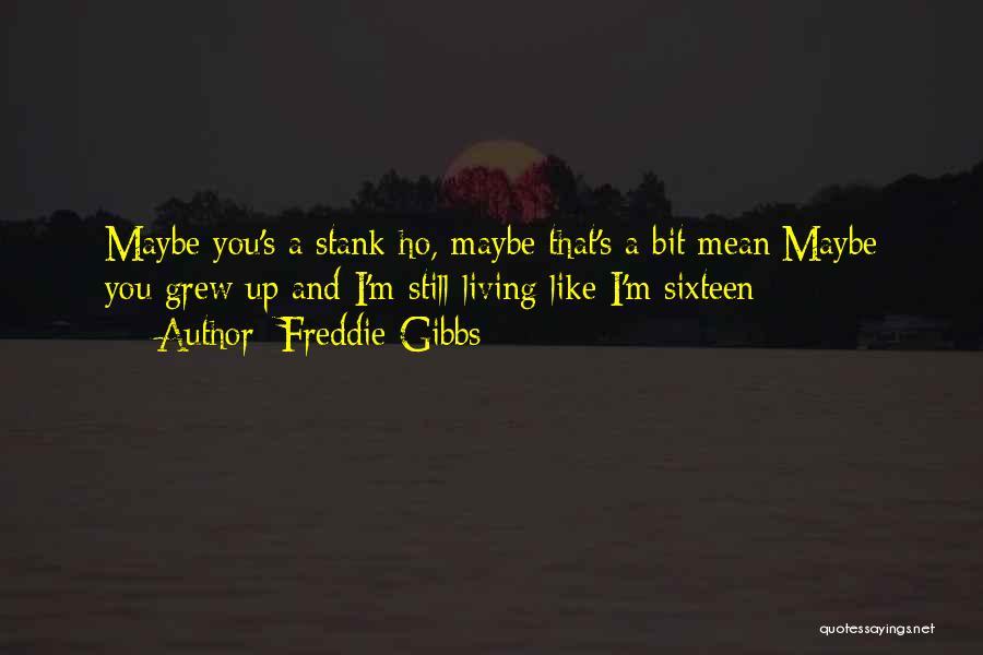 Freddie Gibbs Quotes 1489473