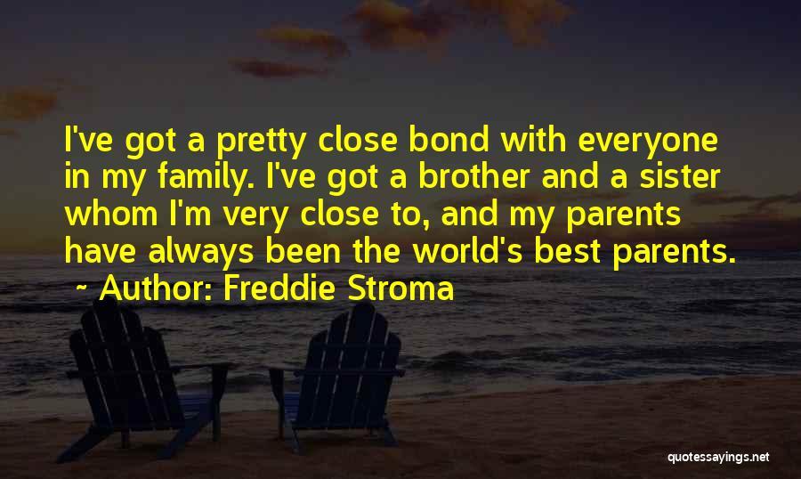 Freddie Stroma Quotes 1946770