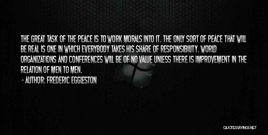 Frederic Eggleston Quotes 1836002