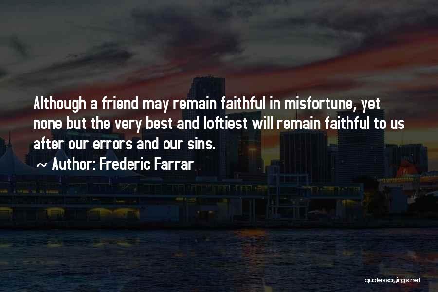 Frederic Farrar Quotes 739661