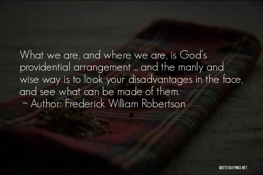 Frederick William Robertson Quotes 1081768