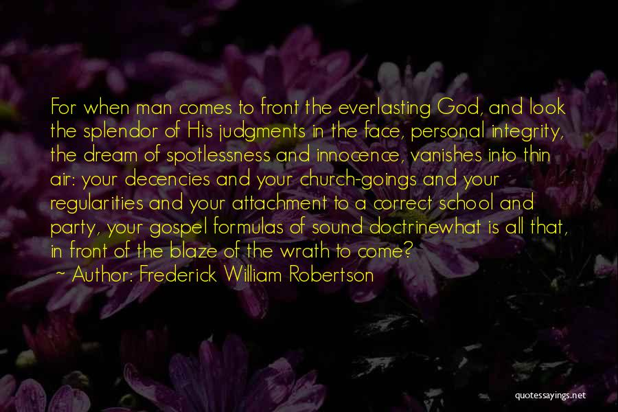 Frederick William Robertson Quotes 1292443