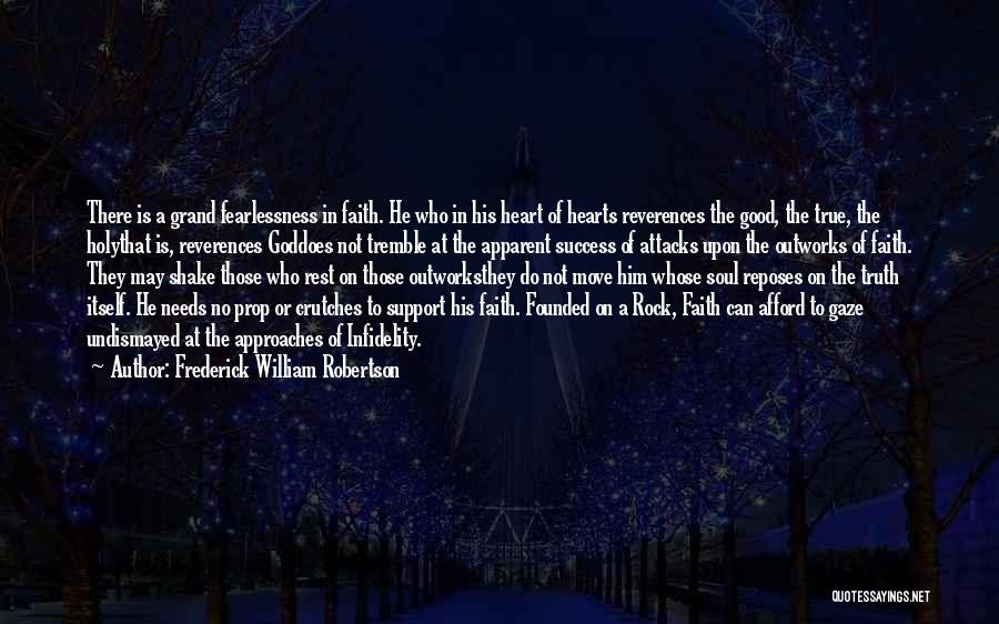 Frederick William Robertson Quotes 1414592