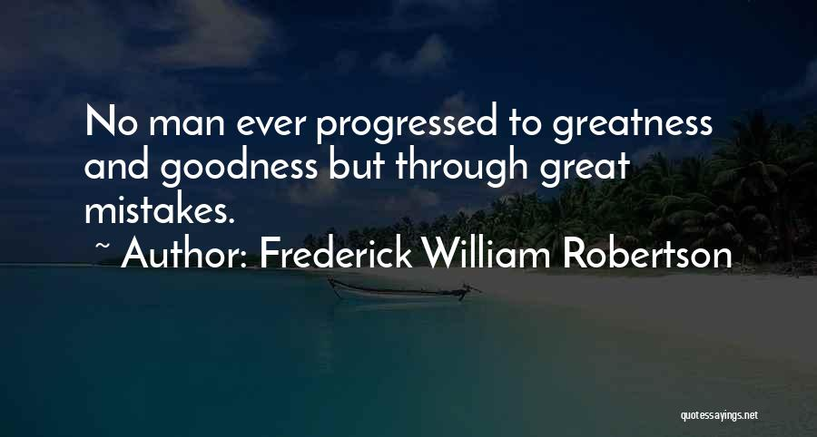 Frederick William Robertson Quotes 1456628