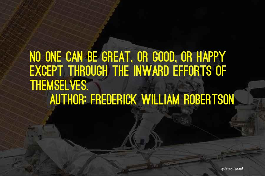Frederick William Robertson Quotes 1671415