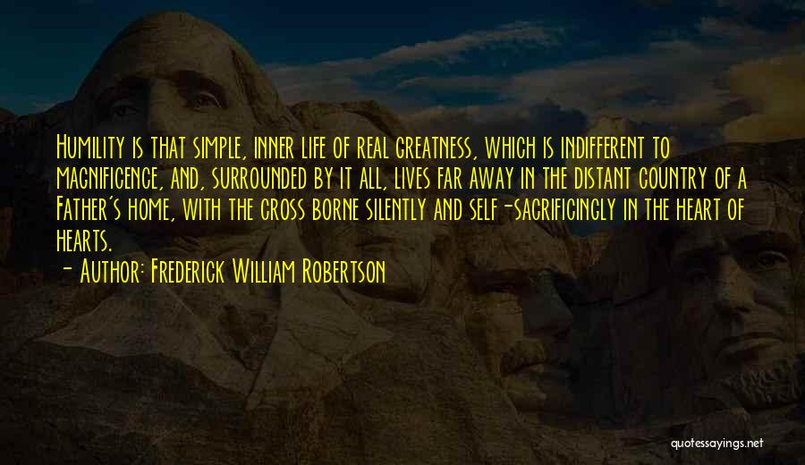 Frederick William Robertson Quotes 1732635