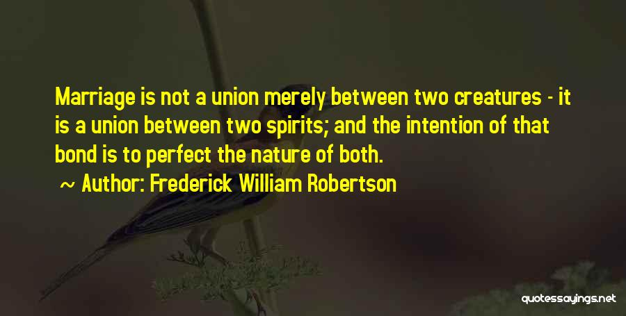 Frederick William Robertson Quotes 1864735