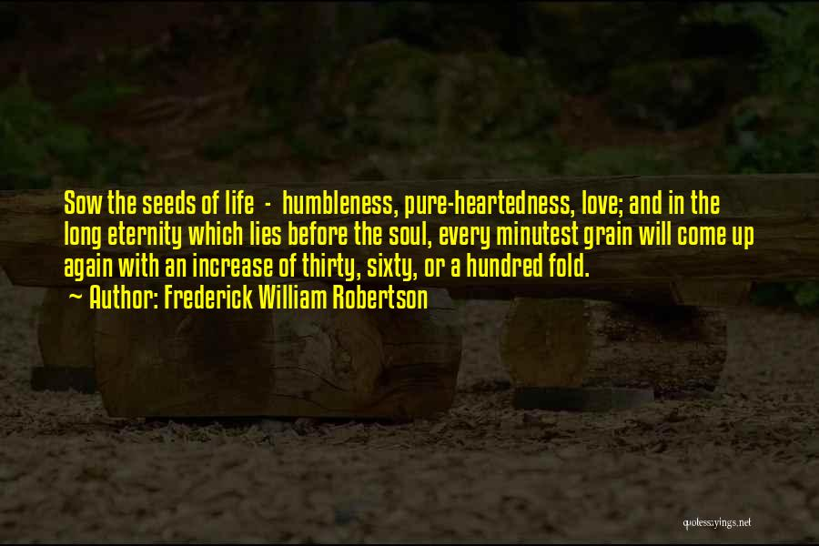 Frederick William Robertson Quotes 1867701
