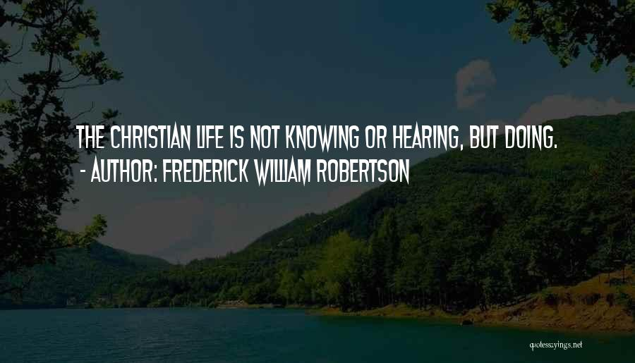 Frederick William Robertson Quotes 199488