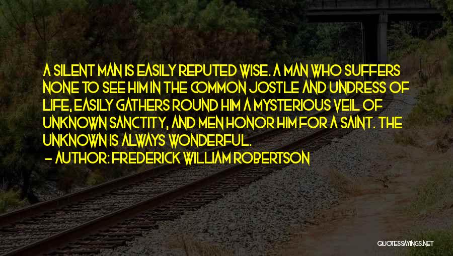 Frederick William Robertson Quotes 2022123