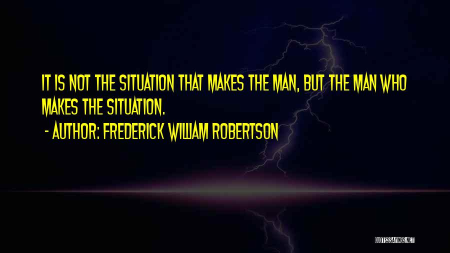 Frederick William Robertson Quotes 2055213