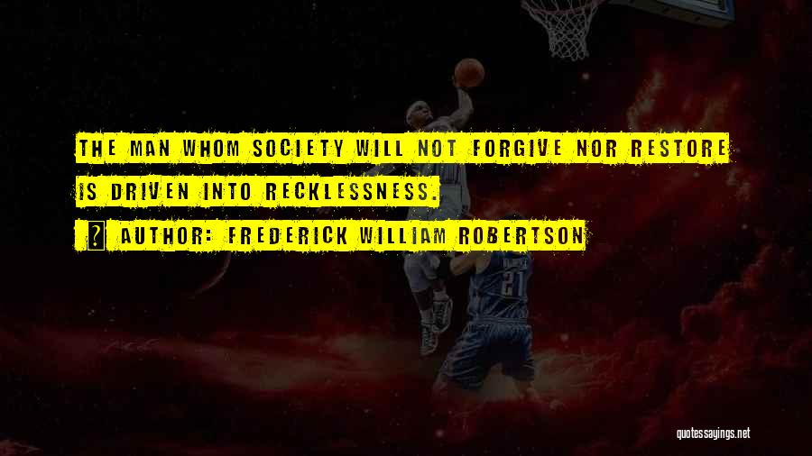 Frederick William Robertson Quotes 210465