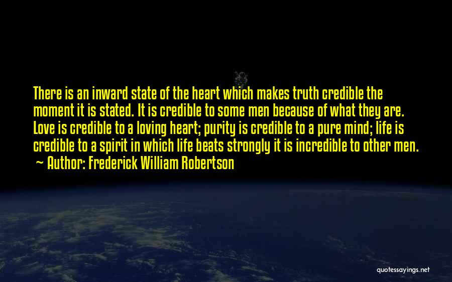 Frederick William Robertson Quotes 265181