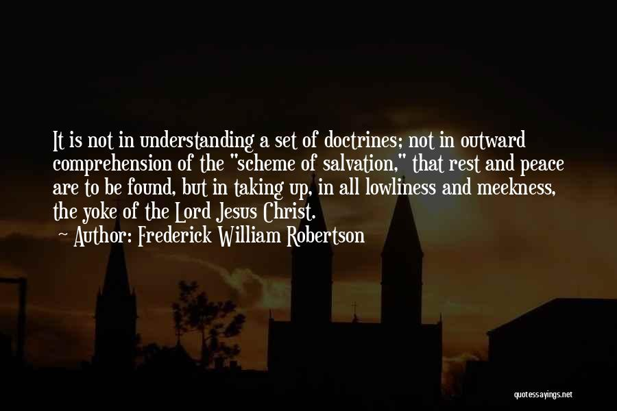 Frederick William Robertson Quotes 531856