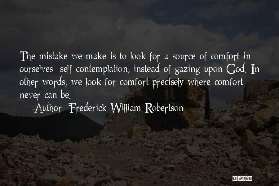 Frederick William Robertson Quotes 711748