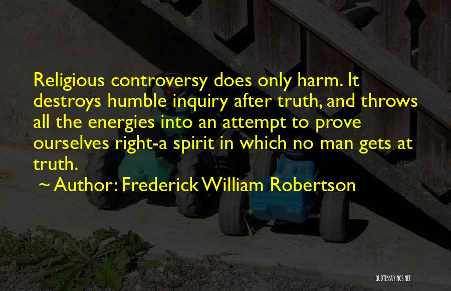 Frederick William Robertson Quotes 813915
