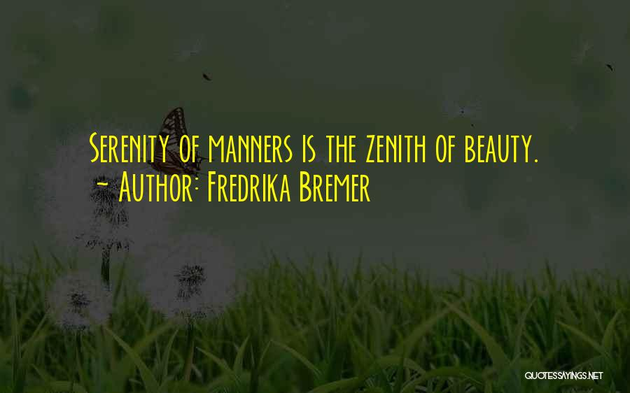 Fredrika Bremer Quotes 1944485