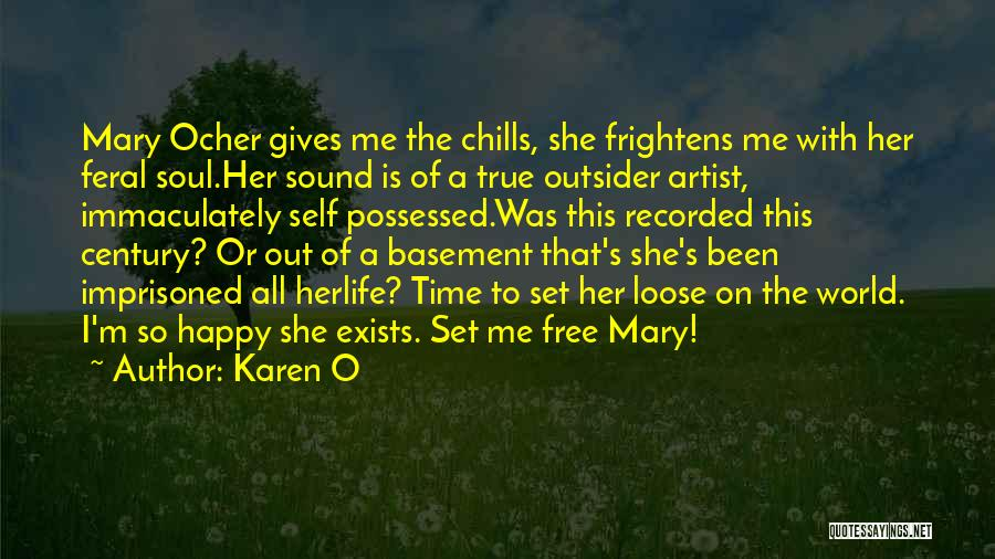 Free Basement Quotes By Karen O