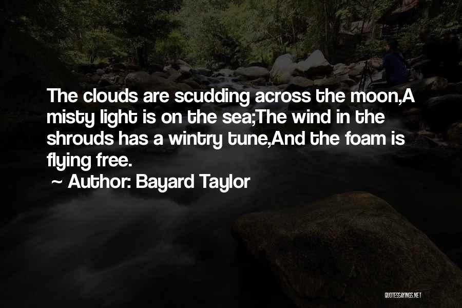 Free Flying Quotes By Bayard Taylor