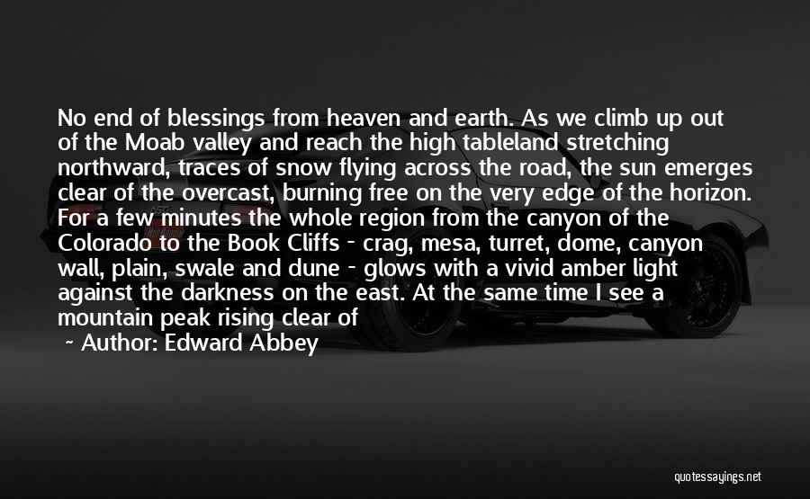 Free Flying Quotes By Edward Abbey