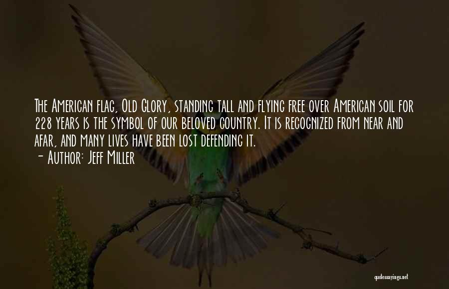 Free Flying Quotes By Jeff Miller