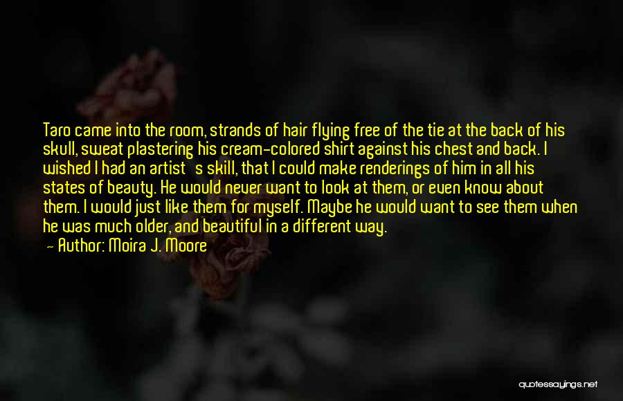 Free Flying Quotes By Moira J. Moore