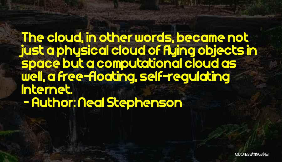 Free Flying Quotes By Neal Stephenson
